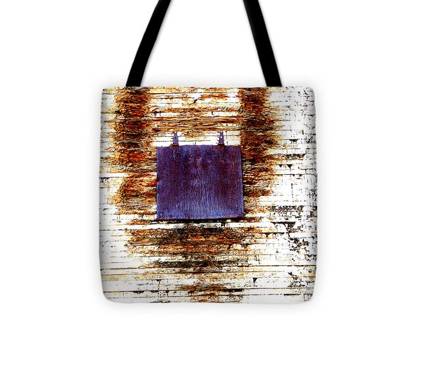 Nose Job  Tote Bag by Lin Haring