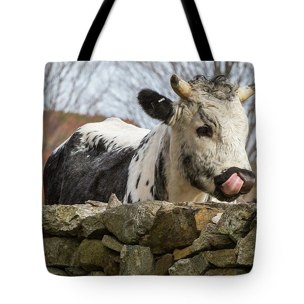 Tote Bag featuring the photograph Nosey by Bill Wakeley