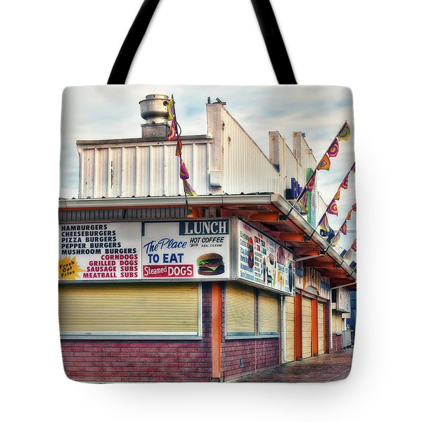Nostalgic Arcade Tote Bag