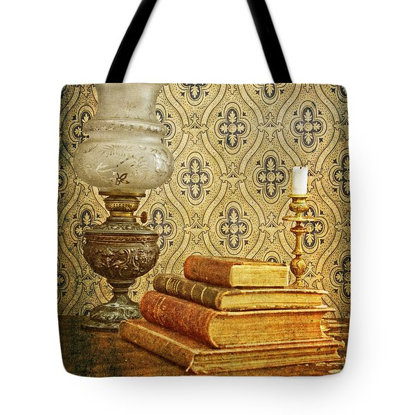 Tote Bag featuring the photograph Nostalgic Memories by Heiko Koehrer-Wagner
