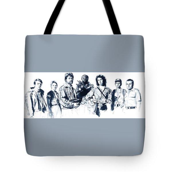 Nostromo Crew Tote Bag