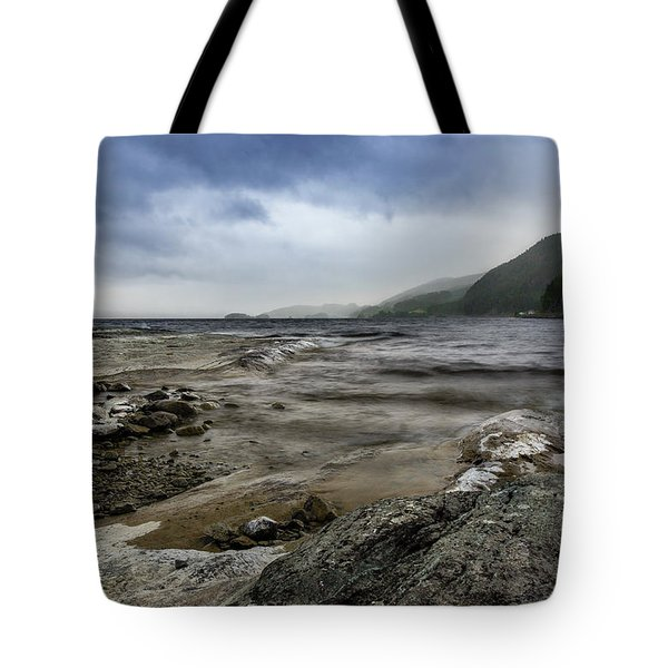 Tote Bag featuring the photograph Not A Better Day To Go Fishing by Dmytro Korol