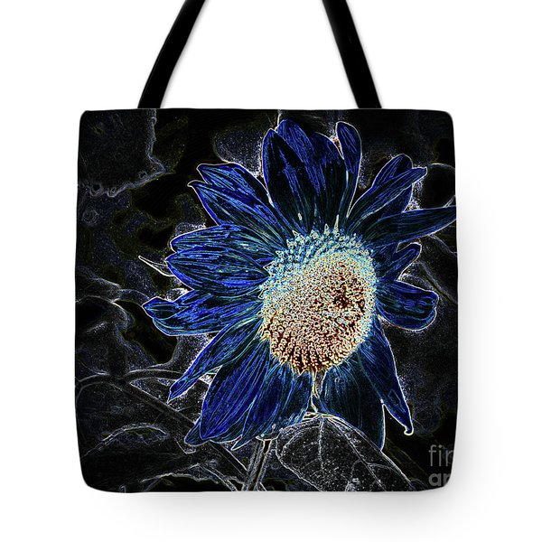 Not A Sunflower Now Tote Bag