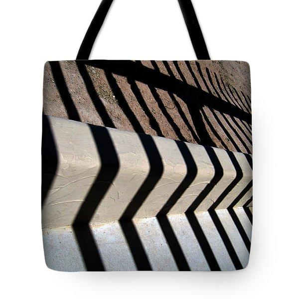 Not A Zebra Tote Bag by Susanne Van Hulst