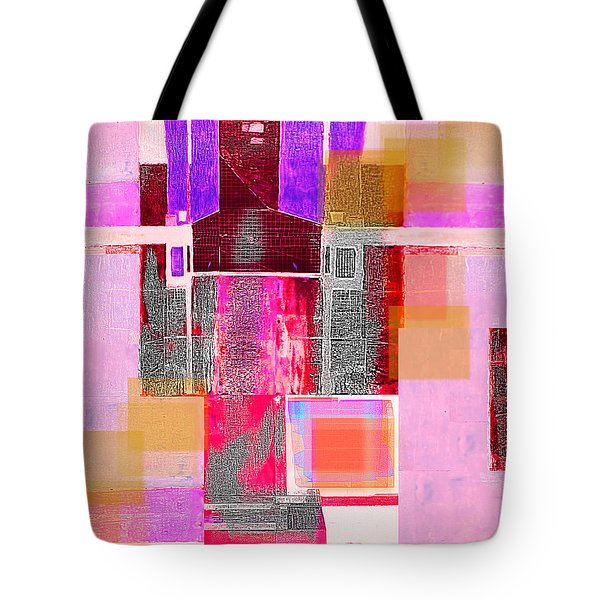 Not All In Heaven I Have Hated Tote Bag by Danica Radman