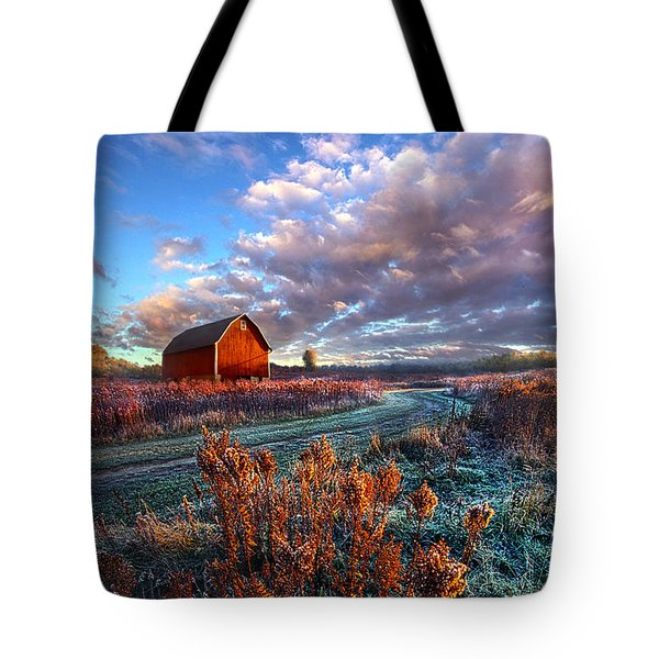 Not All Roads Are Paved Tote Bag