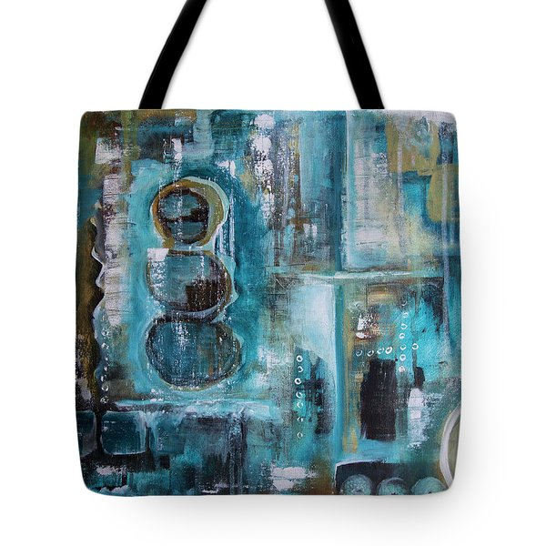 Not Alone Tote Bag by Jocelyn Friis