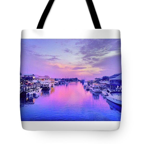 Not Enough Heart Eyes For This View!! Tote Bag