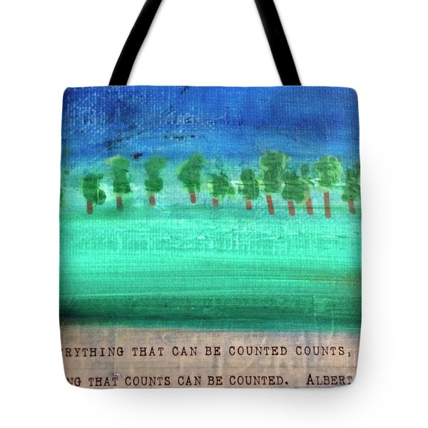 Not Everything Tote Bag