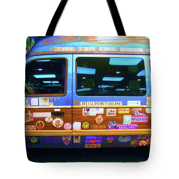 Grateful Dead - Not Fade Away Tote Bag