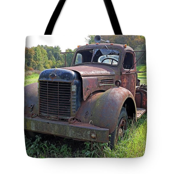 Not For Hire Tote Bag