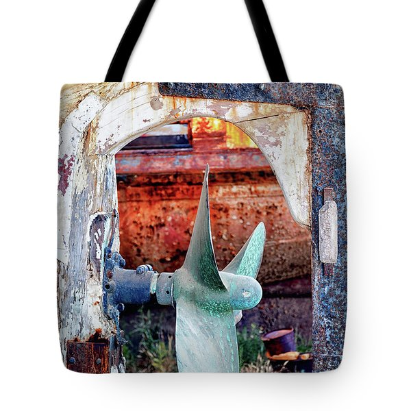 Not For Turning Tote Bag