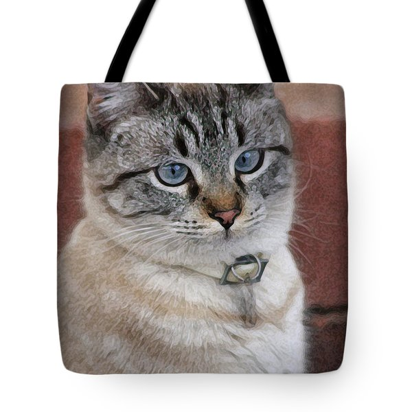 Not Impressed  Tote Bag by Kim Henderson