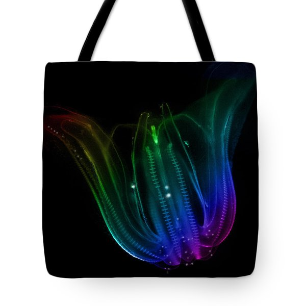 Not Just A Jelly Fish Tote Bag
