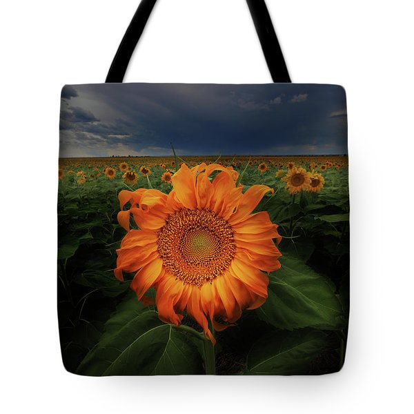 Not Just Another Face In The Crowd  Tote Bag