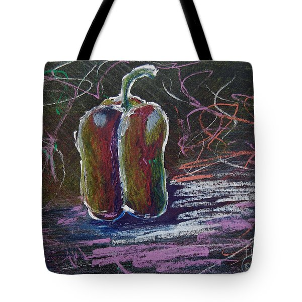 Not Just Any Pepper Tote Bag