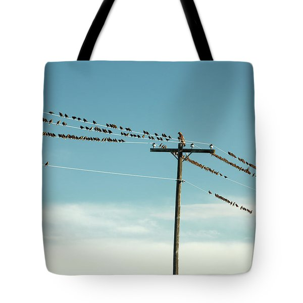 Not Like The Others Tote Bag