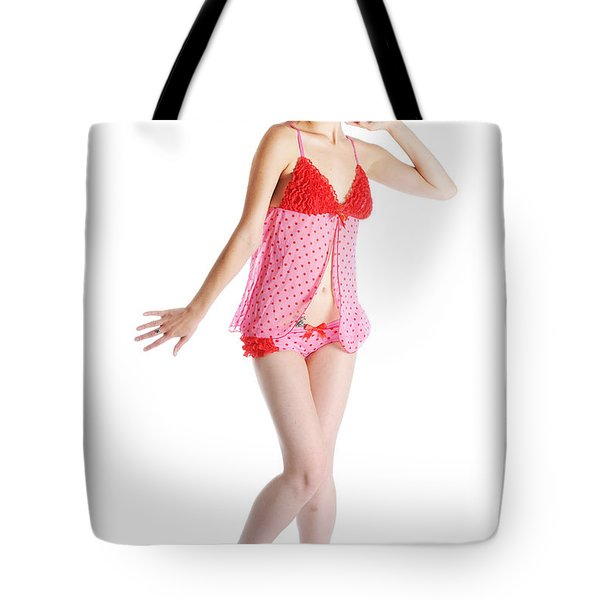 Not Me Silly Tote Bag