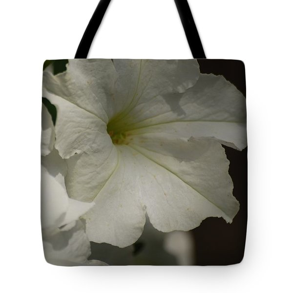 Tote Bag featuring the photograph Not Perfect But Beautiful by Ramona Whiteaker