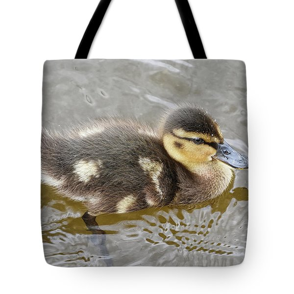 Not So Ugly Duckling Tote Bag