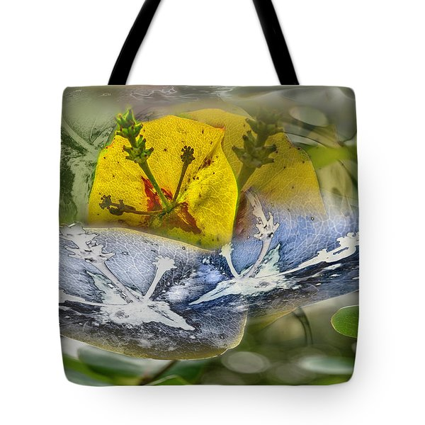Not Sure But.... Tote Bag