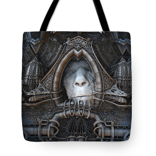 Not Thanos Tote Bag