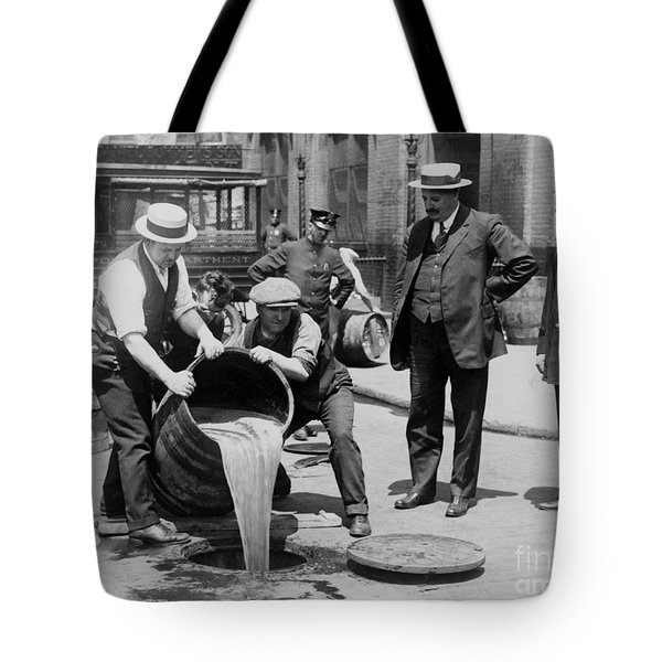 Not The Beer Tote Bag