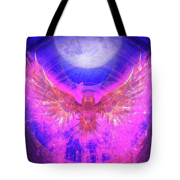 Not What They Seem Tote Bag by Kenneth Armand Johnson