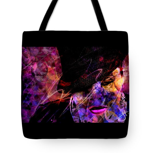 Nothing Compares 2 U Tote Bag