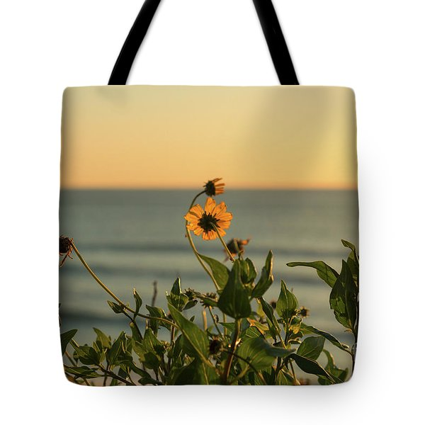 Tote Bag featuring the photograph Nothing Gold Can Stay by Ana V Ramirez