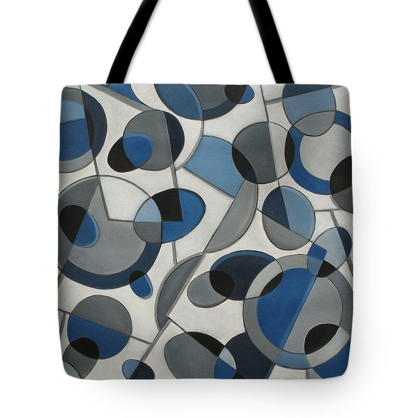 Nothing In Between Tote Bag by Trish Toro