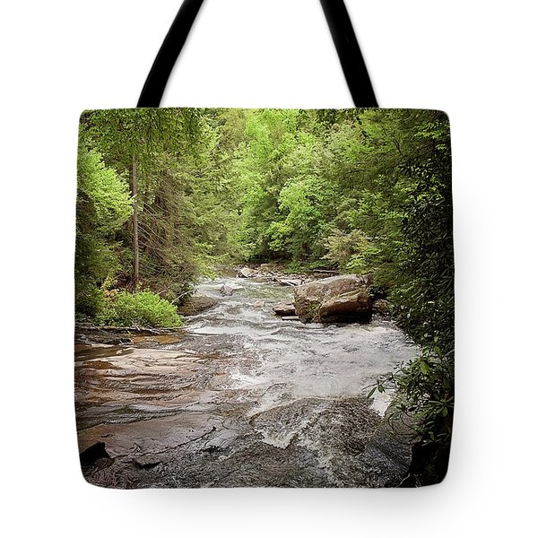 Nothing Is Softer Or More Flexible Than Water, Yet Nothing Can Resist It. Lao Tzu  Tote Bag