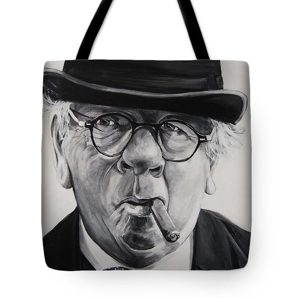 Nothing Like A Good Cigar Tote Bag