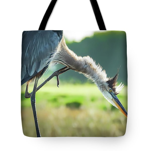 Nothing Like A Good Scratch Tote Bag