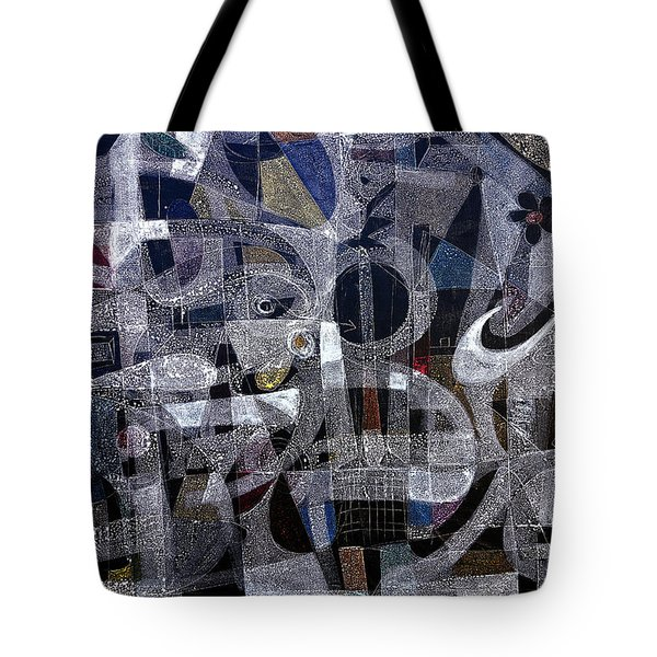 Nothing To Shade Tote Bag