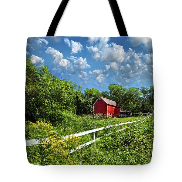 Noticing The Days Hurrying By Tote Bag
