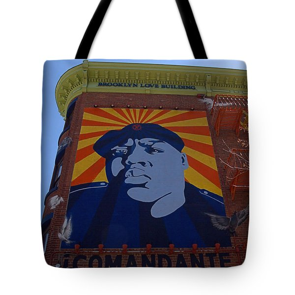 Notorious B.i.g. I I Tote Bag