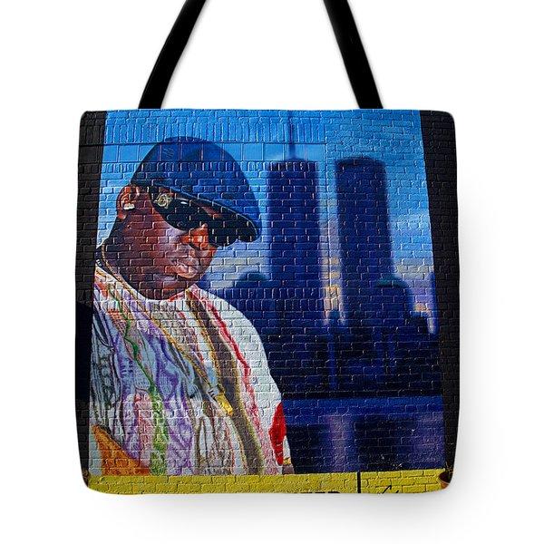Notorious B.i.g. Tote Bag