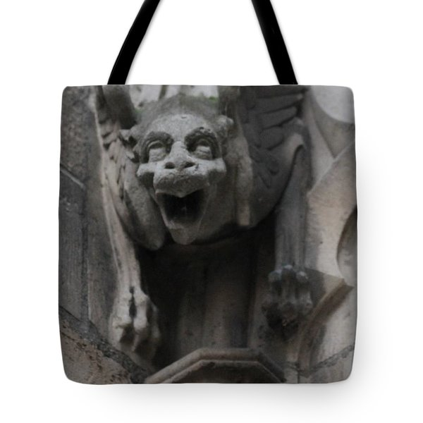 Notre Dame 1 Tote Bag by Christopher Kirby