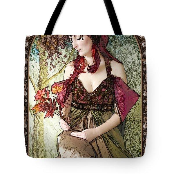 Nouveau Tote Bag by John Edwards