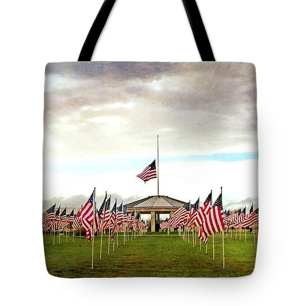 Nov5th Memorial - No.2009 Tote Bag