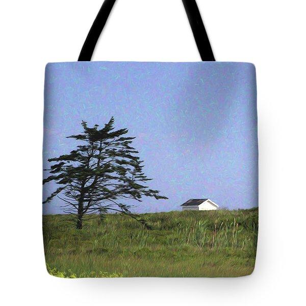 Nova Scotia Landscape Tote Bag