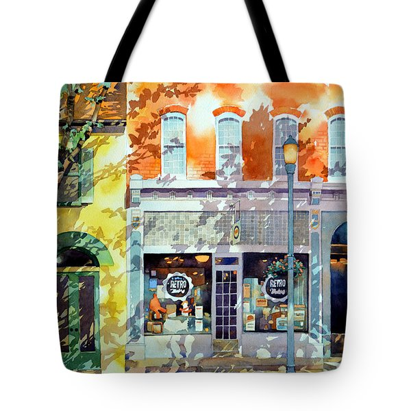 Novelties Tote Bag