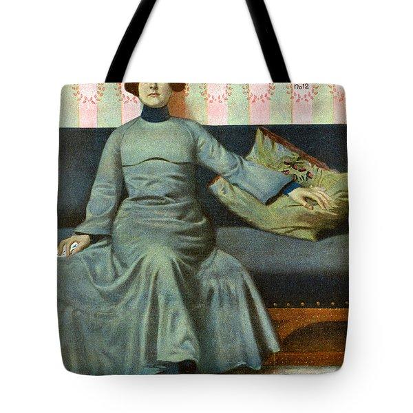 November 12 1903 Jugend Magazine Cover Tote Bag