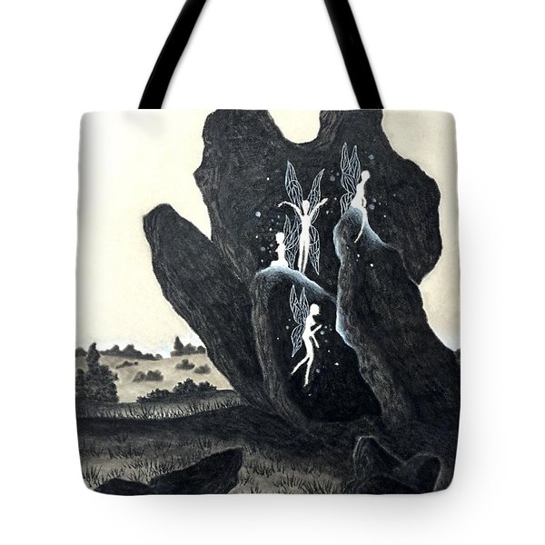 November Eve Tote Bag