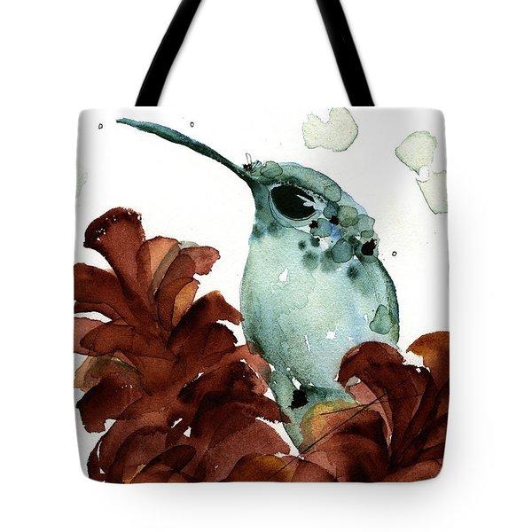 November Hummer Tote Bag