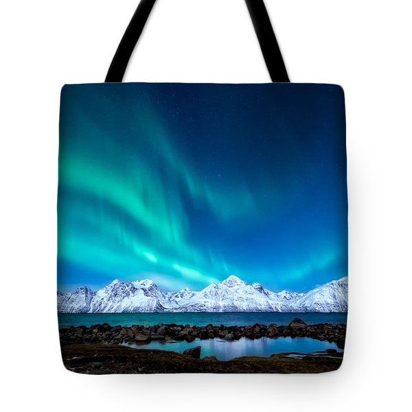 November Night Tote Bag