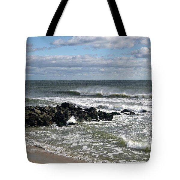 November Wind Tote Bag