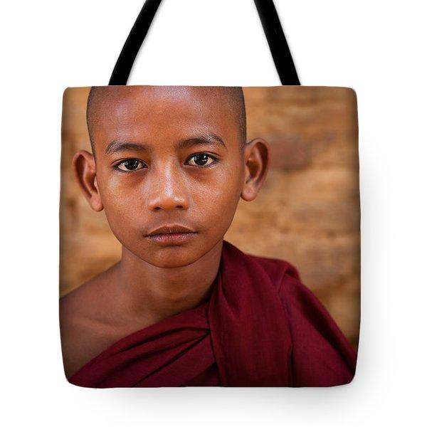 Novice Tote Bag