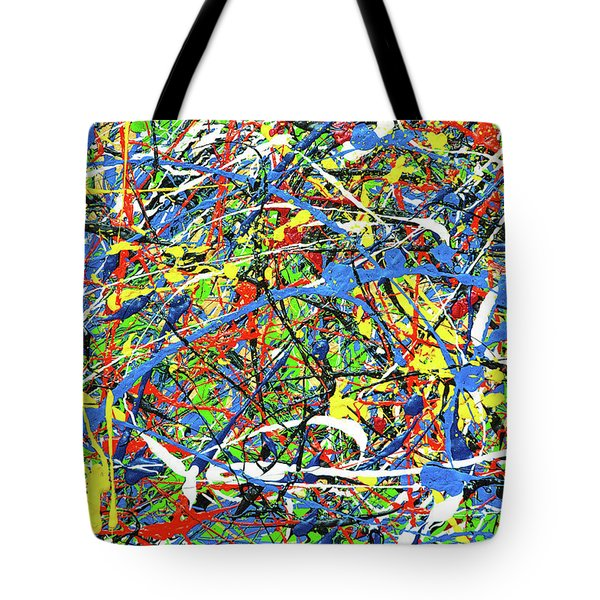 Tote Bag featuring the photograph NOW by Elf Evans